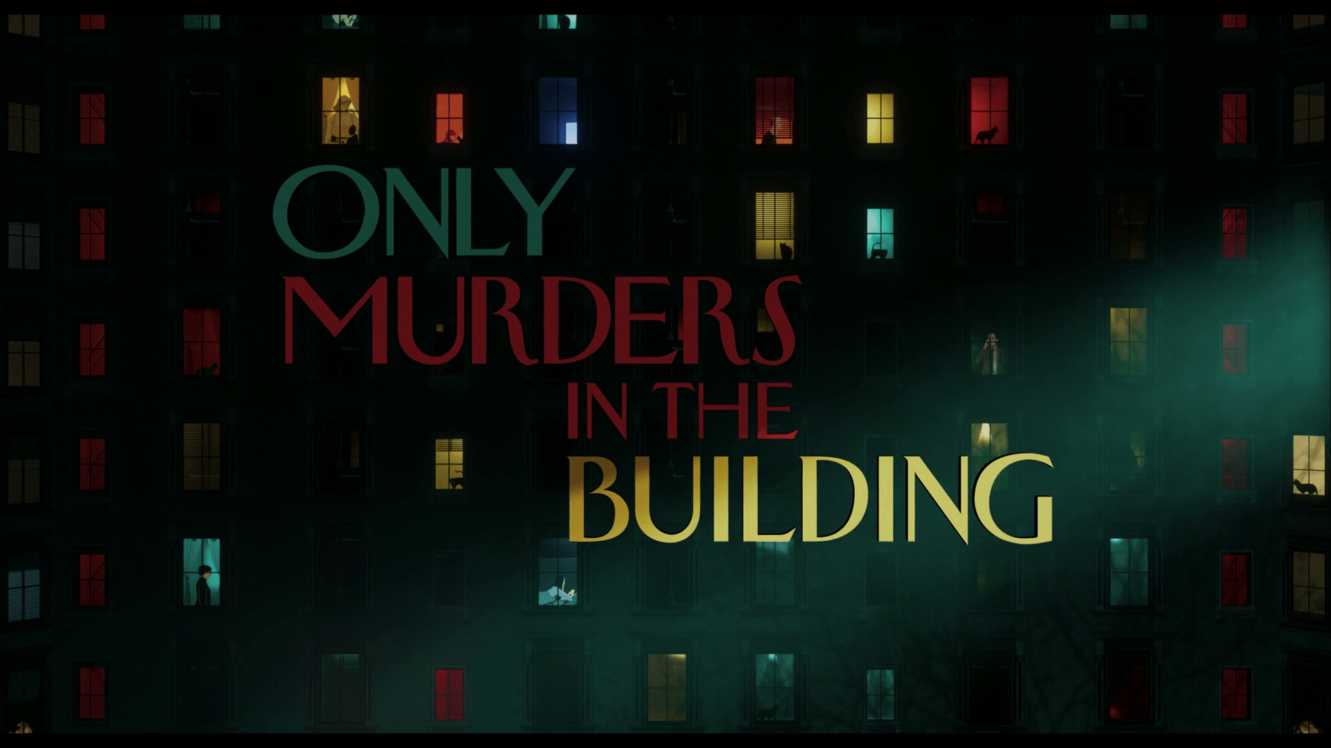 Only murder in the building